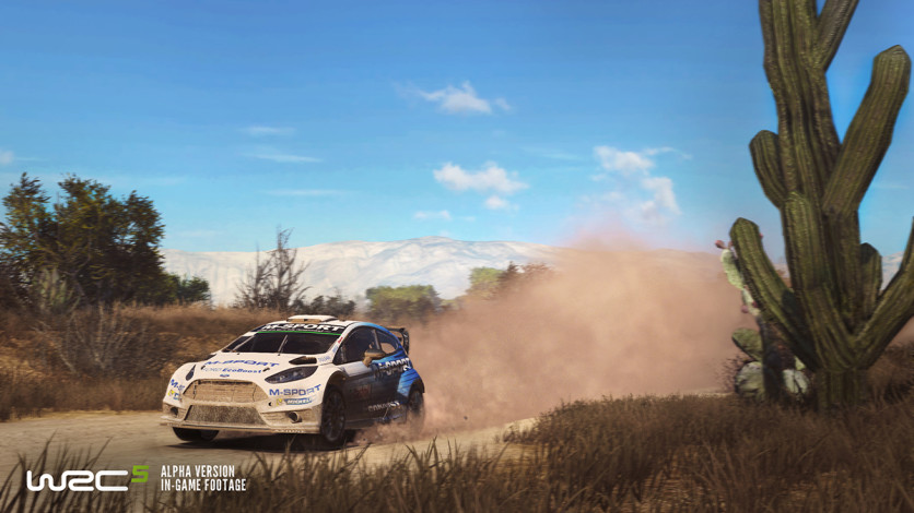 Screenshot 2 - WRC 5: World Rally Championship