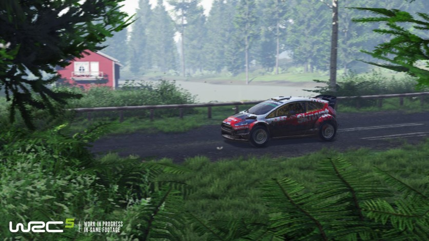Screenshot 5 - WRC 5: World Rally Championship