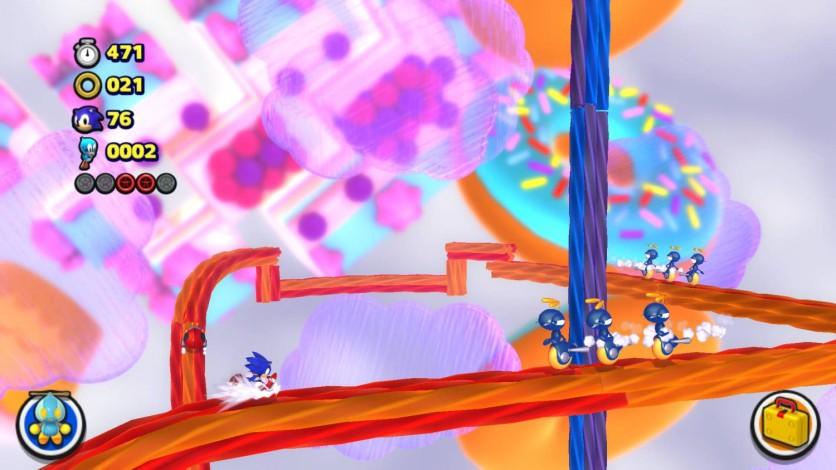 Screenshot 9 - Sonic Lost World