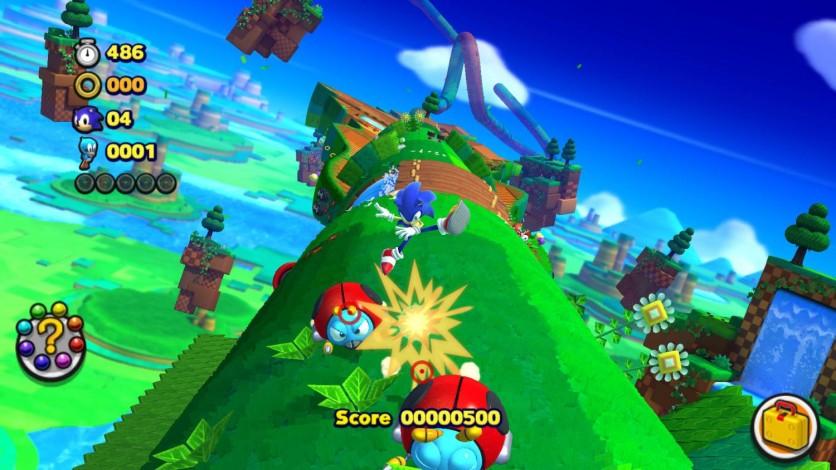 Screenshot 5 - Sonic Lost World