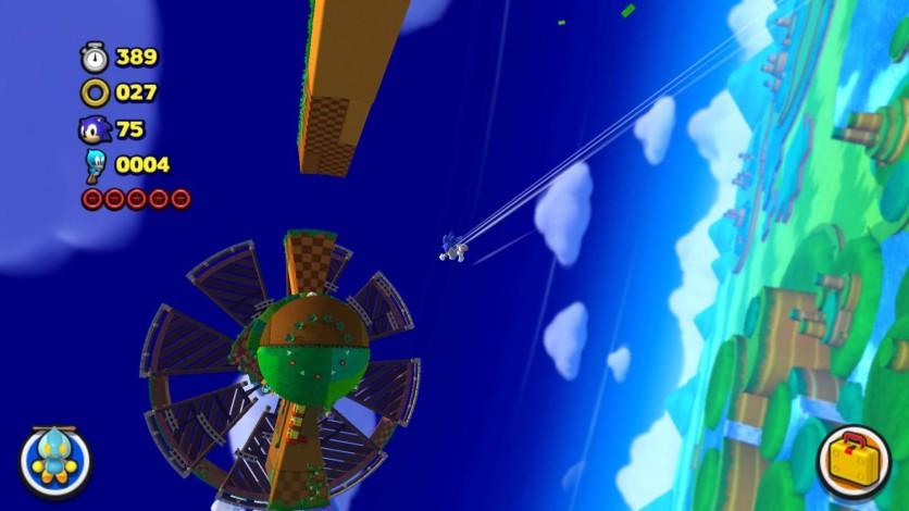 Screenshot 6 - Sonic Lost World