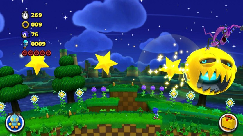 Screenshot 2 - Sonic Lost World