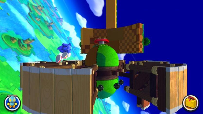 Screenshot 4 - Sonic Lost World