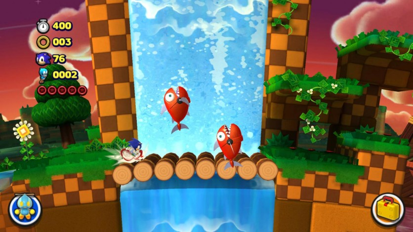 Screenshot 3 - Sonic Lost World