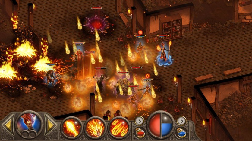 Screenshot 4 - Devils & Demons