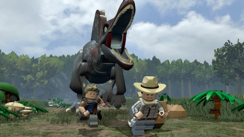 Screenshot 5 - LEGO Jurassic World