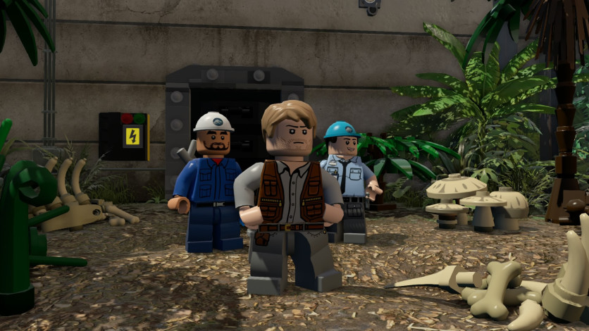 Screenshot 7 - LEGO Jurassic World