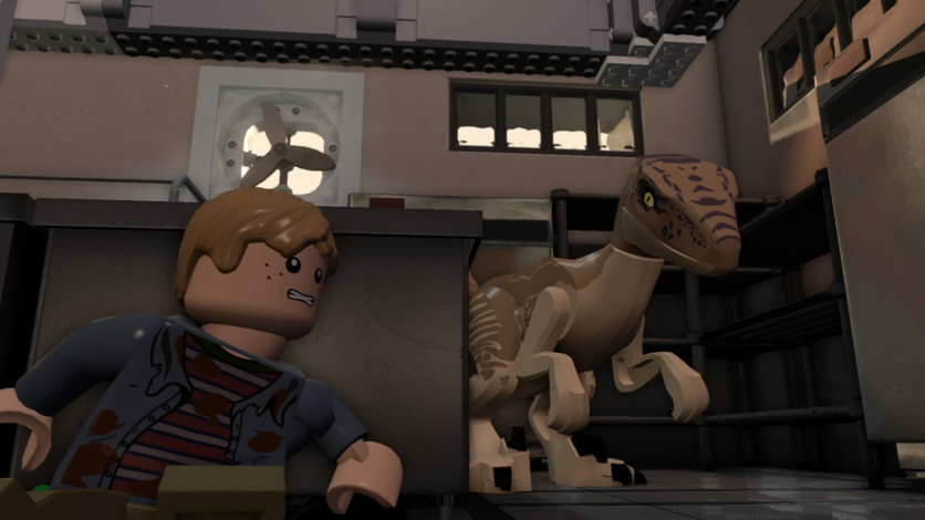 Screenshot 9 - LEGO Jurassic World