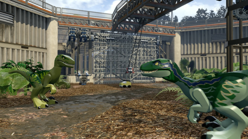 Screenshot 2 - LEGO Jurassic World