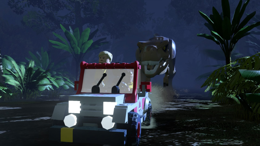 Screenshot 3 - LEGO Jurassic World