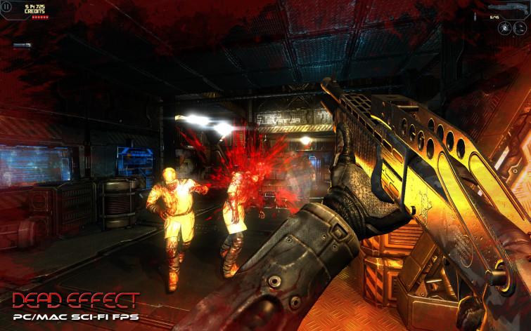 Screenshot 13 - Dead Effect