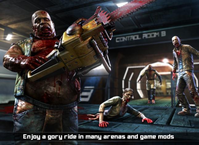 Screenshot 3 - Dead Effect
