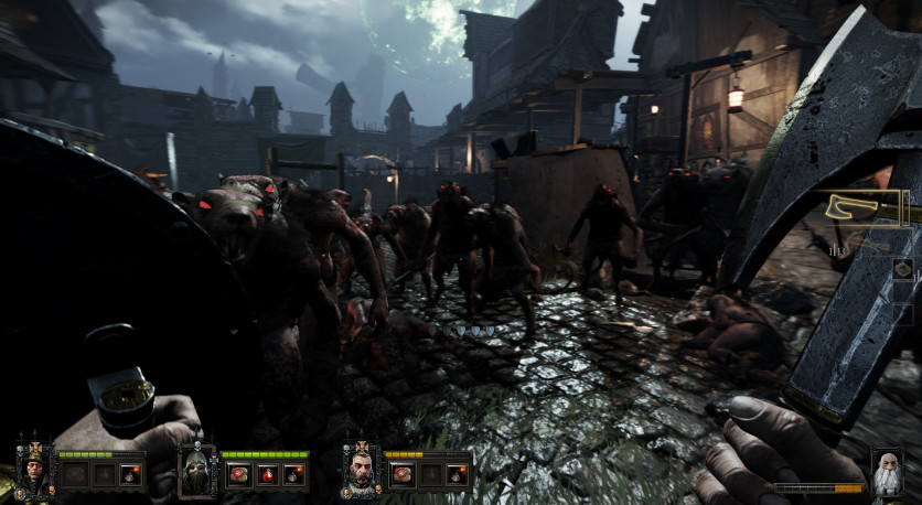 Screenshot 9 - Warhammer: End Times - Vermintide