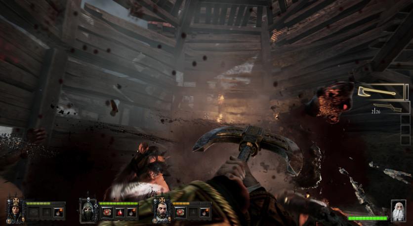 Screenshot 3 - Warhammer: End Times - Vermintide