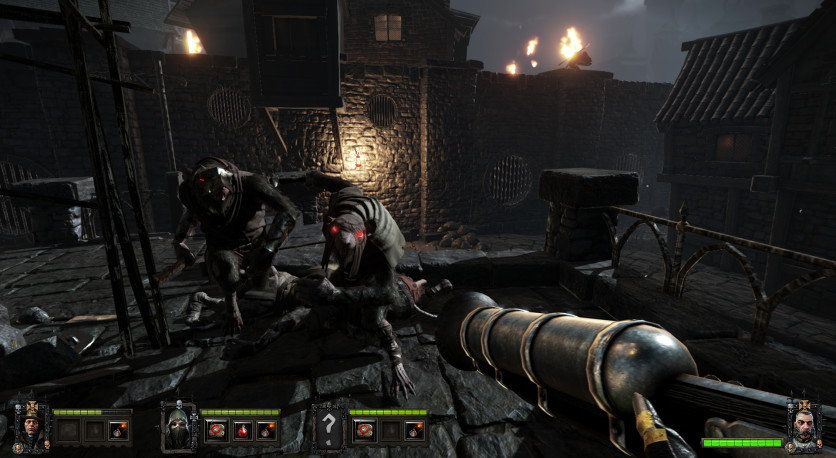 Screenshot 7 - Warhammer: End Times - Vermintide