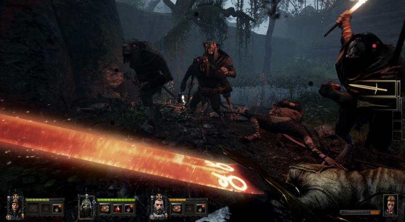 Screenshot 5 - Warhammer: End Times - Vermintide - Collector's Edition
