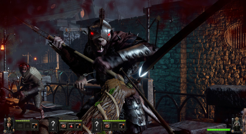 Screenshot 2 - Warhammer: End Times - Vermintide - Collector's Edition