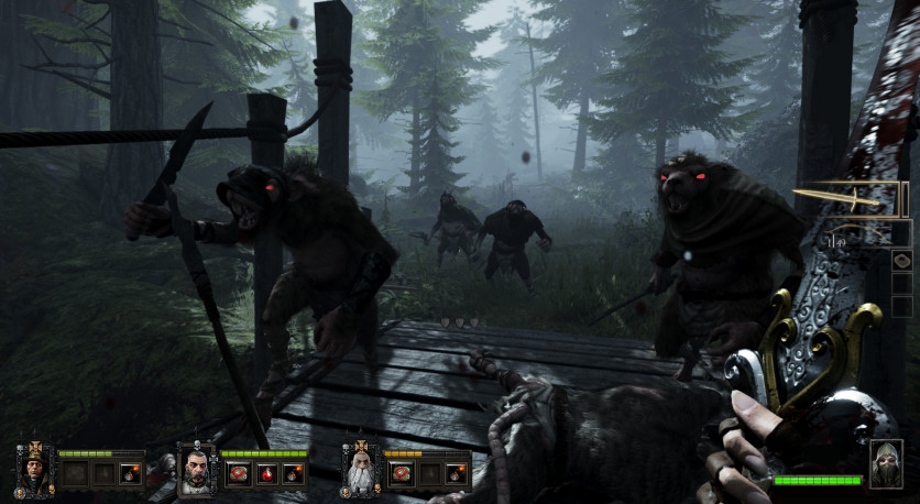 Screenshot 8 - Warhammer: End Times - Vermintide - Collector's Edition
