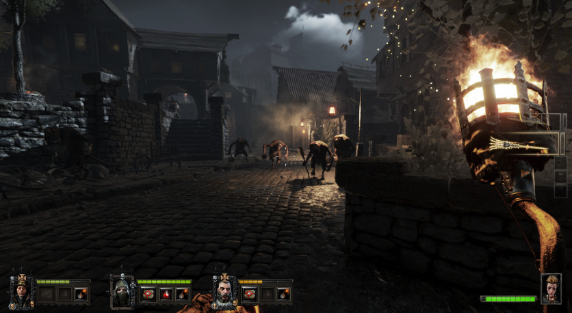 Screenshot 11 - Warhammer: End Times - Vermintide - Collector's Edition