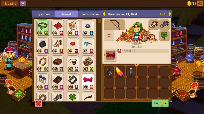 Screenshot 10 - Knights of Pen and Paper 2