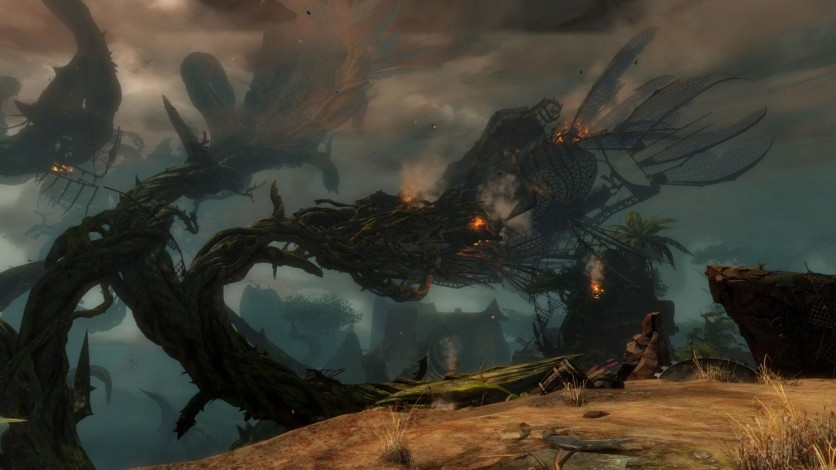 Screenshot 4 - Guild Wars 2 - Heart of Thorns - Deluxe Edition