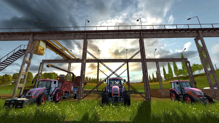 Screenshot 3 - Farming Simulator 15 - Official Expansion