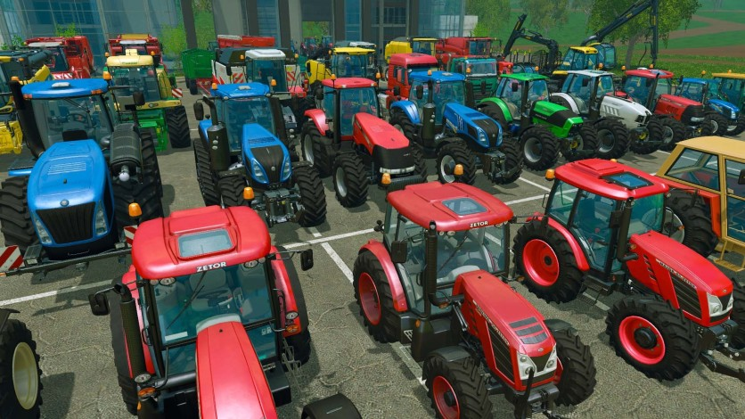 Screenshot 2 - Farming Simulator 15 - Official Expansion