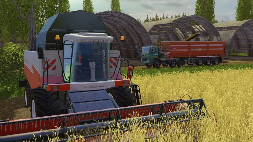 Screenshot 5 - Farming Simulator 15 - Official Expansion