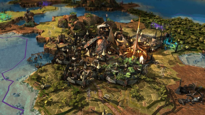 Screenshot 4 - Endless Legend: Shadows