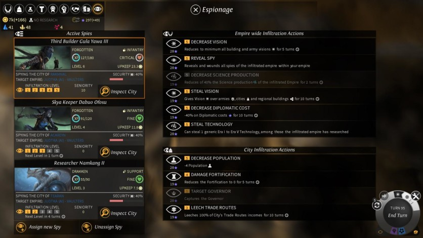 Screenshot 2 - Endless Legend: Shadows