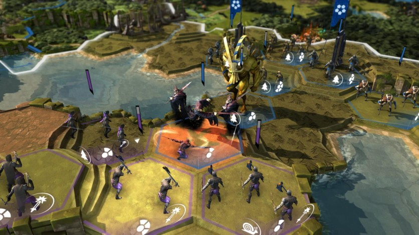 Screenshot 3 - Endless Legend: Shadows