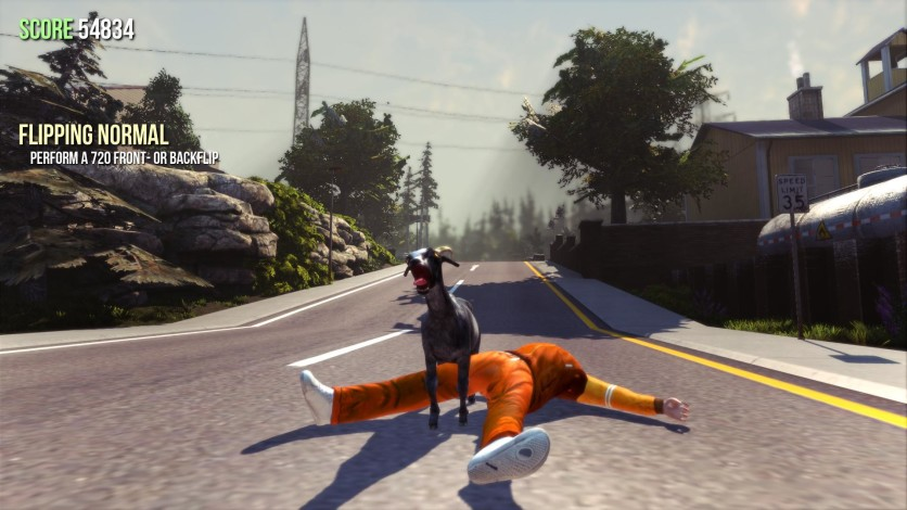 Screenshot 2 - Goat Simulator