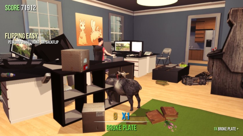 Screenshot 5 - Goat Simulator