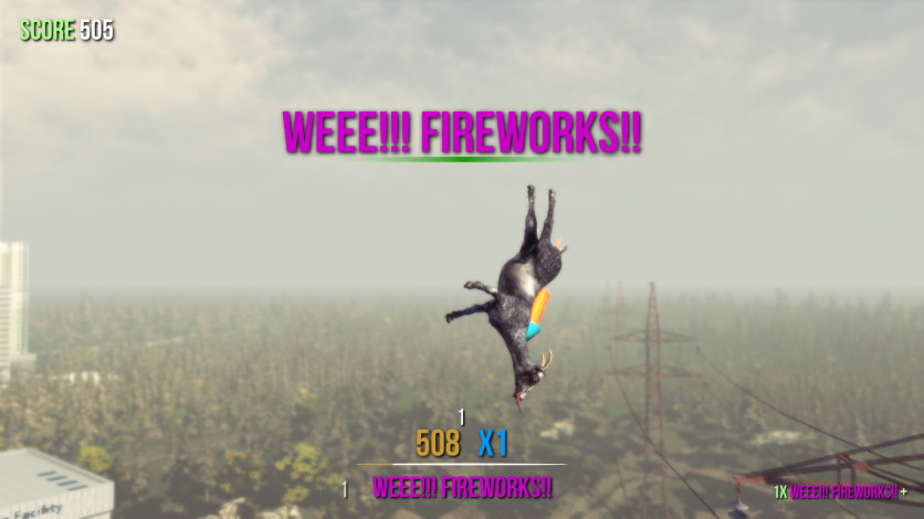 Screenshot 7 - Goat Simulator