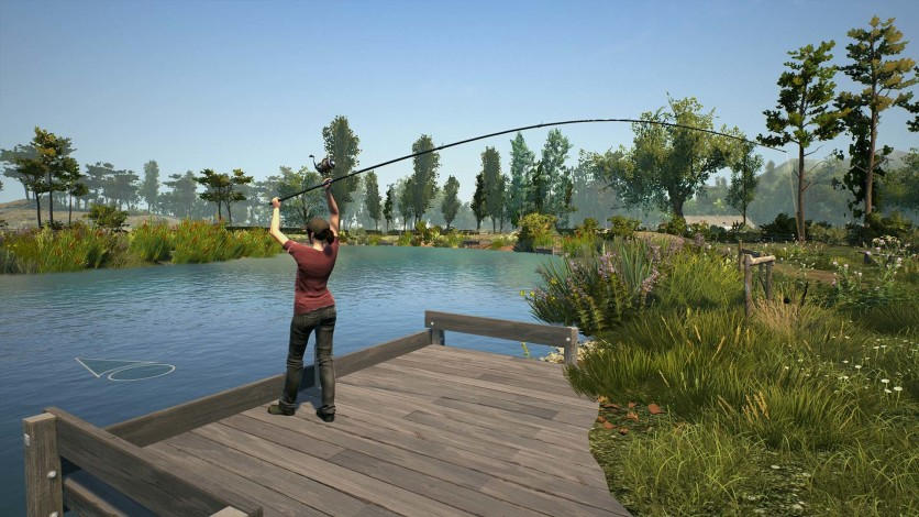 Screenshot 3 - Euro Fishing