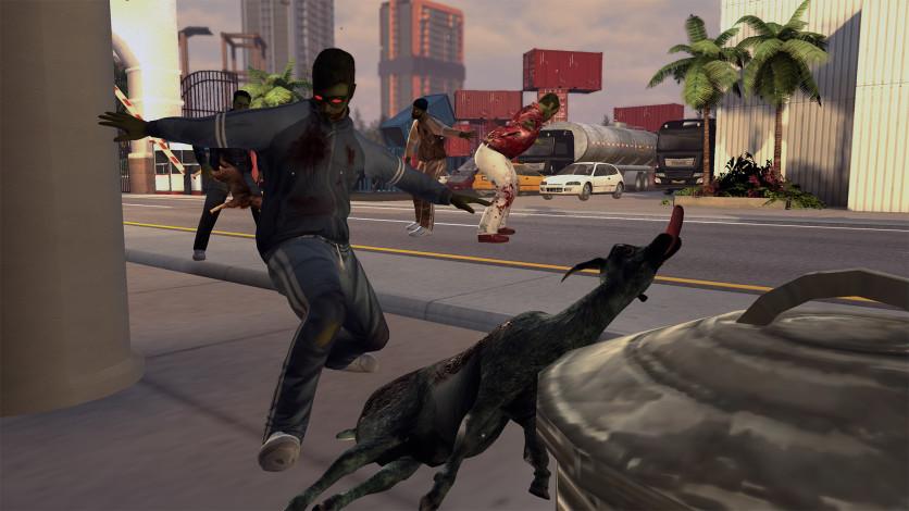 Screenshot 3 - Goat Simulator: GoatZ