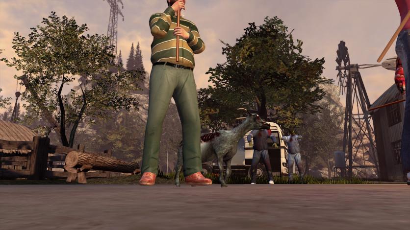 Screenshot 7 - Goat Simulator: GoatZ