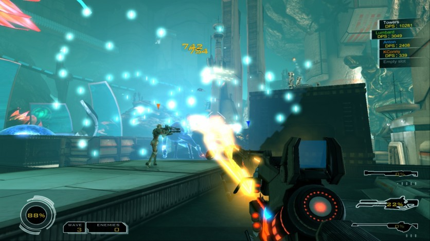 Screenshot 4 - Sanctum: Map Pack 2