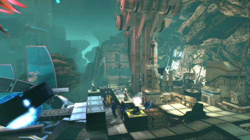 Screenshot 3 - Sanctum: Map Pack 2