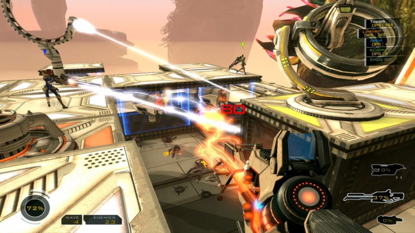Screenshot 1 - Sanctum: Map Pack 2