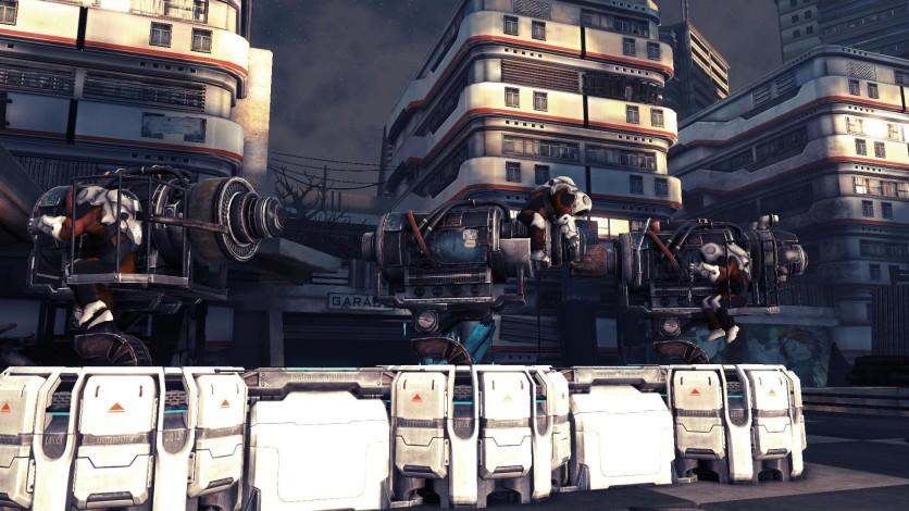 Screenshot 3 - Sanctum 2: Ruins of Brightholme