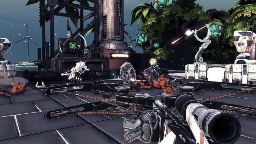Screenshot 3 - Sanctum 2: Road to Elysion