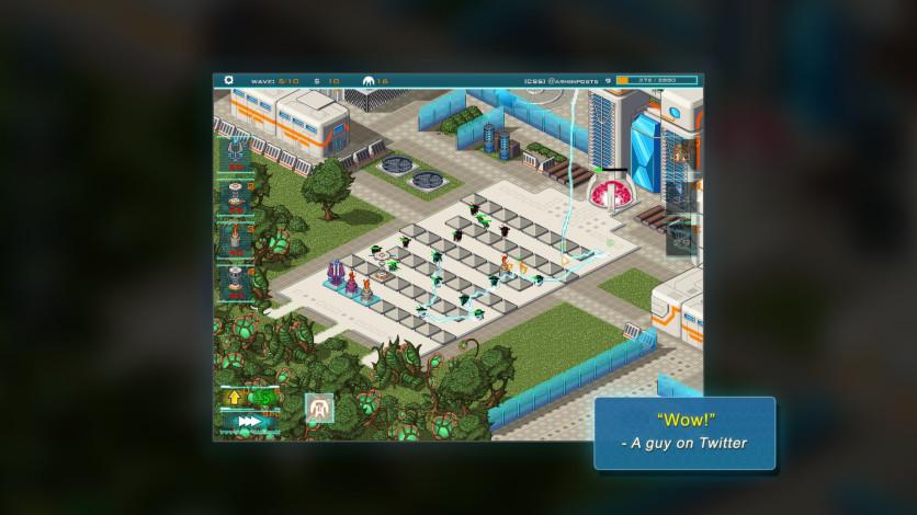 Screenshot 4 - Super Sanctum TD