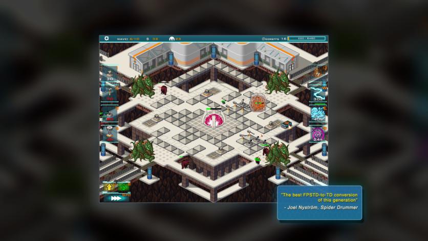 Screenshot 6 - Super Sanctum TD