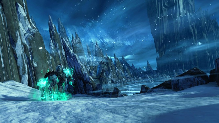 Screenshot 2 - Darksiders II: Deathinitive Edition