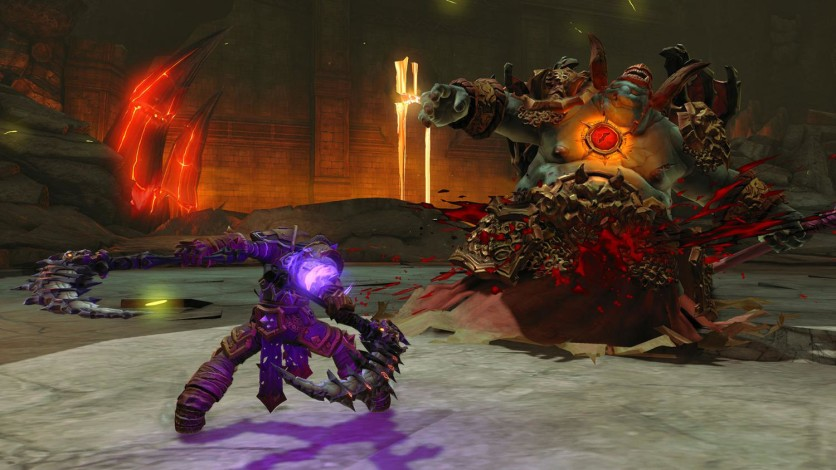 Screenshot 9 - Darksiders II: Deathinitive Edition