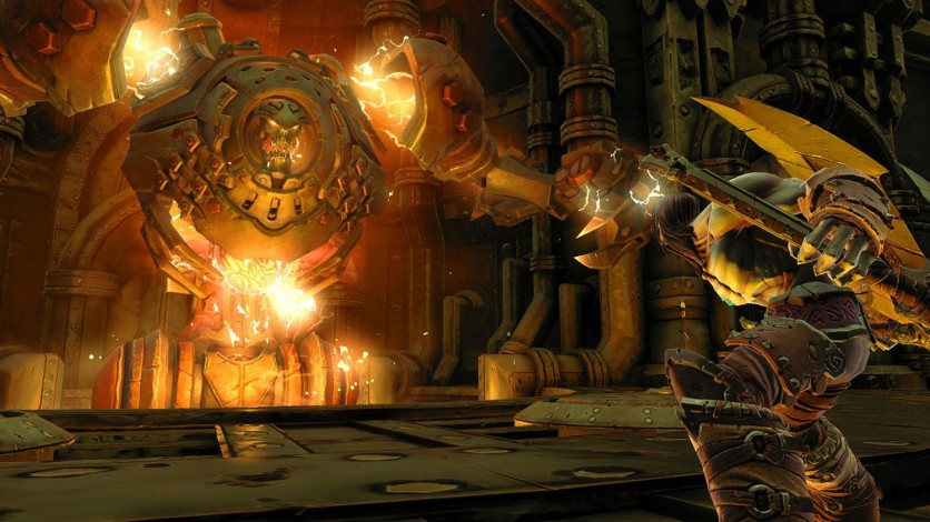 Screenshot 10 - Darksiders II: Deathinitive Edition