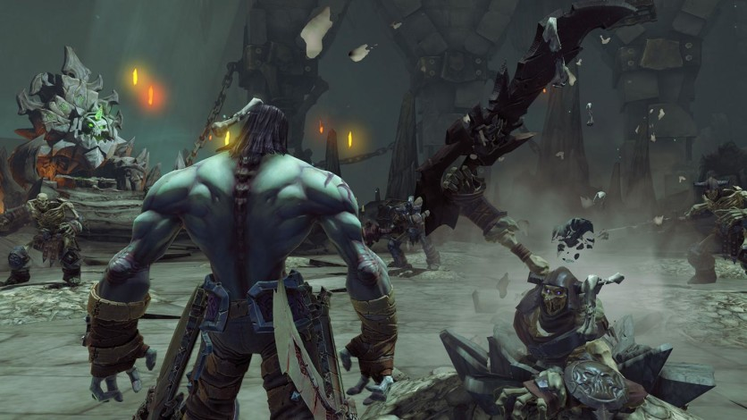 Screenshot 3 - Darksiders II: Deathinitive Edition