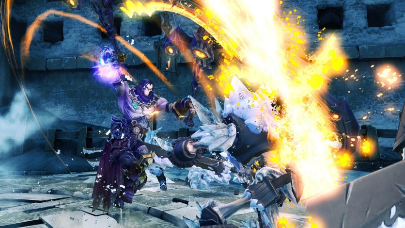 Screenshot 11 - Darksiders II: Deathinitive Edition