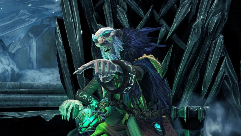 Screenshot 6 - Darksiders II: Deathinitive Edition